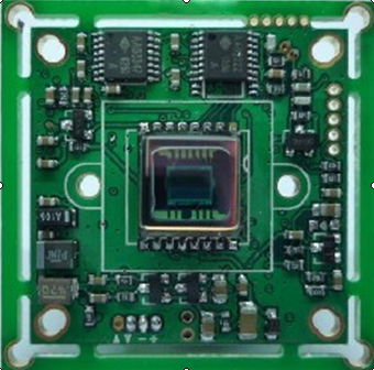 New CCD Surveillance Camera Board PCB CCTV 420TVL