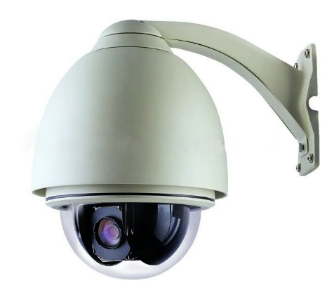 High Speed Dome Security Camera