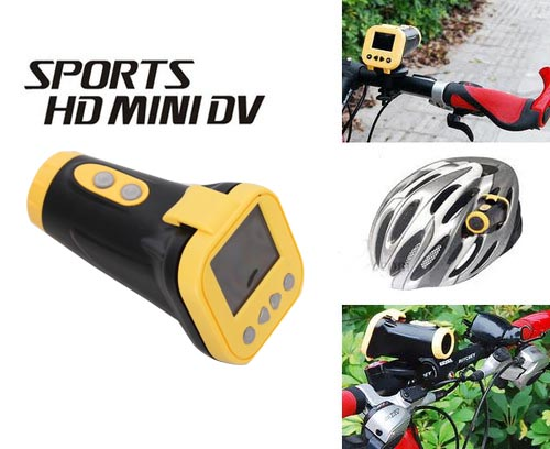 Waterproof 20M 1080P FULL HD sport Action Helmet Camera Outdoor Mini DV