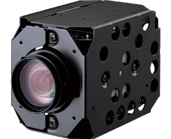 Hitachi VK-S454EN WDR High-Sensitivity Color Zoom Camera