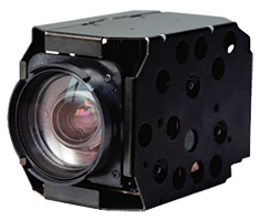 Hitachi VK-S655EN 12x Zoom Chassis Camera