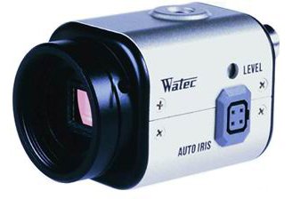 Watec WAT-250D 1/3 CCD DC/VED 450TVL Color Analog Camera