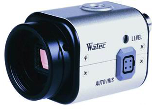 Watec WAT-631S CCD Camera Color Low Illumination Cameras