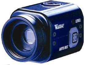 Watec WAT-902H3 570TVL Black-and-White Miniature CCD Camera