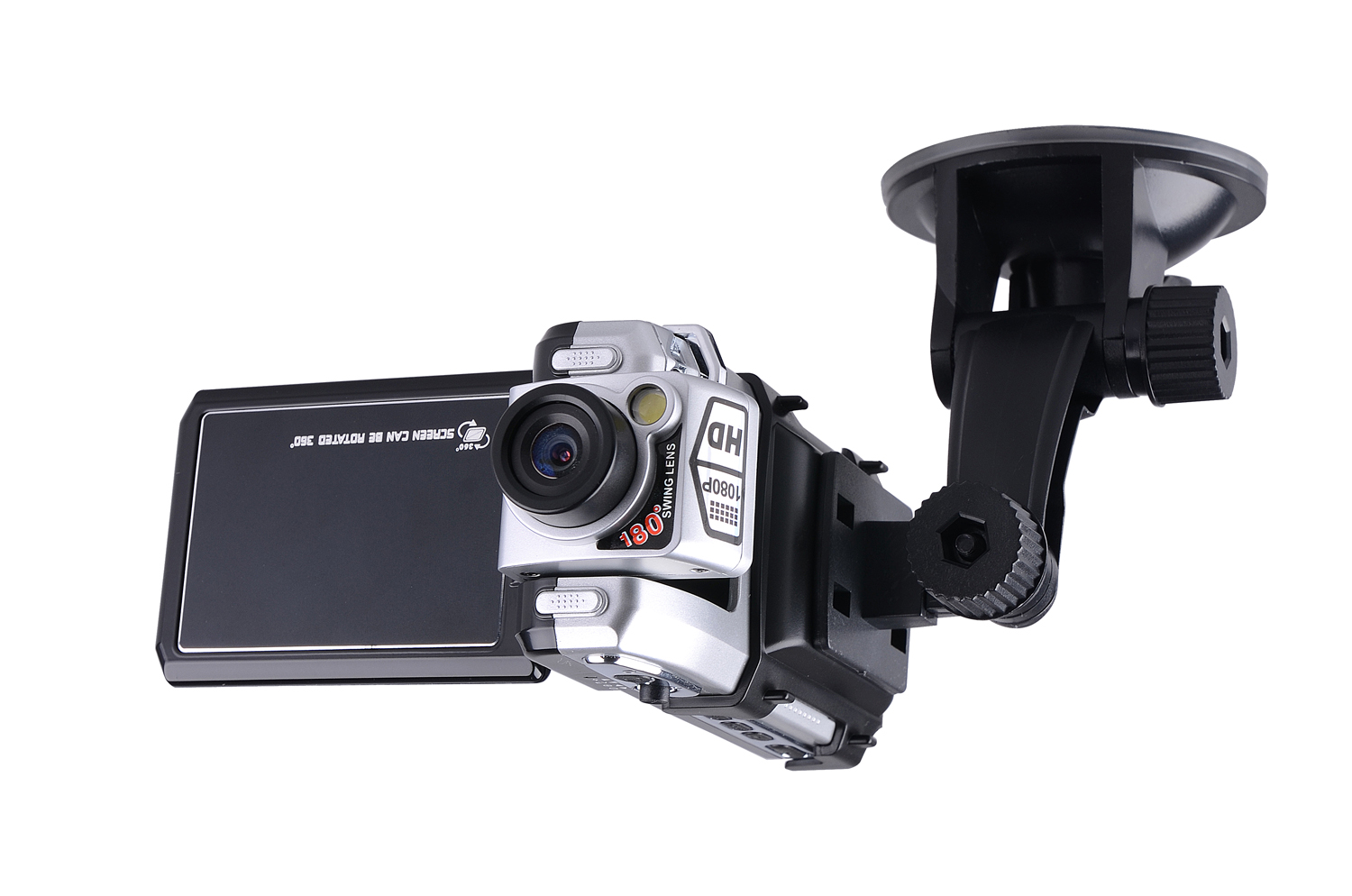 GPS HD 1080P VCR Car Camcorder Sport Driving Camera