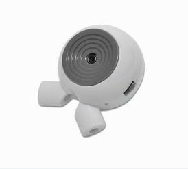 New HD 720P Pet Dog Cat Video Camera With Sound Waterproof With 8G TF Card